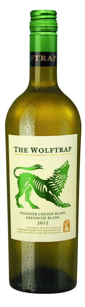 Boekenhoutskloof The Wolftrap White 2017
