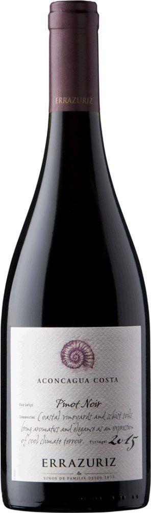 Errazuriz Aconcagua Costa Pinot Noir 2017