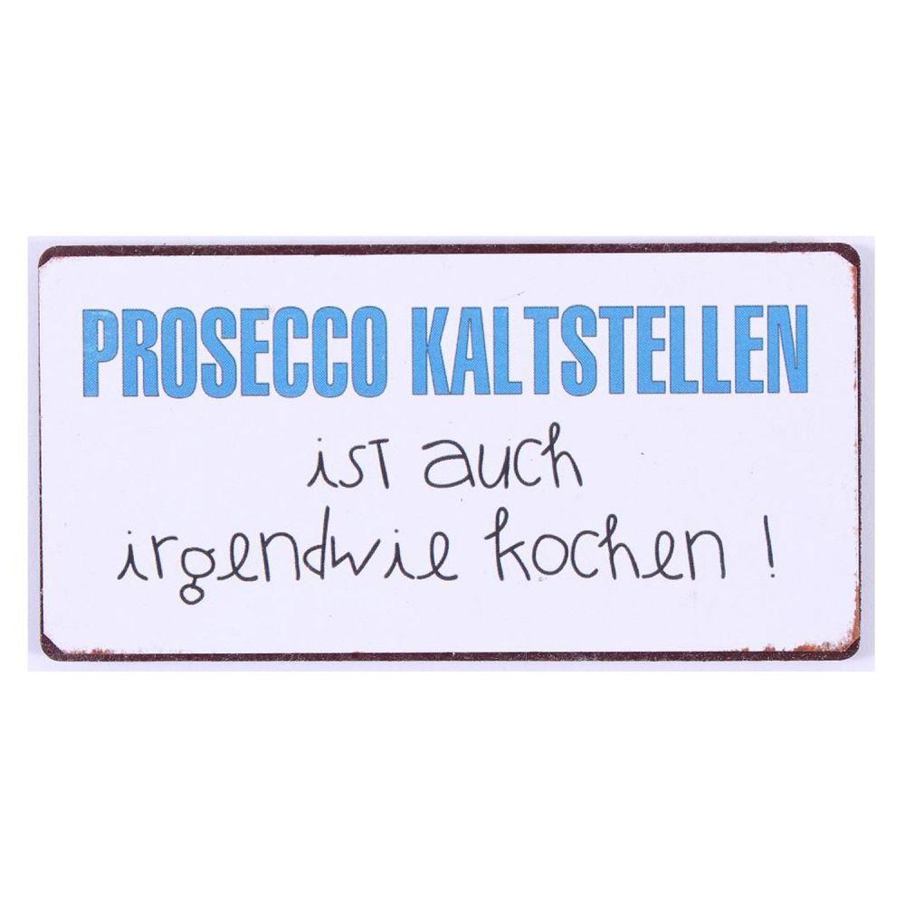 Dekomagnet - Prosecco kaltstellen