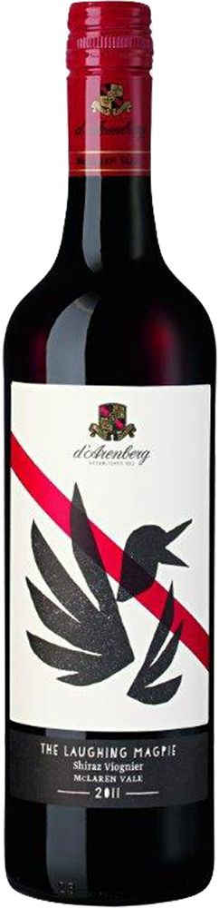 d'Arenberg The Laughing Magpie Shiraz Viognier 2014