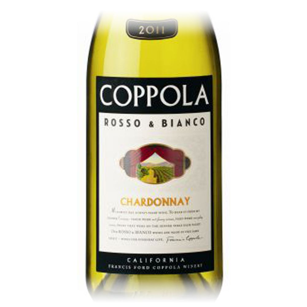 Coppola Chardonnay Rosso & Bianco 2017