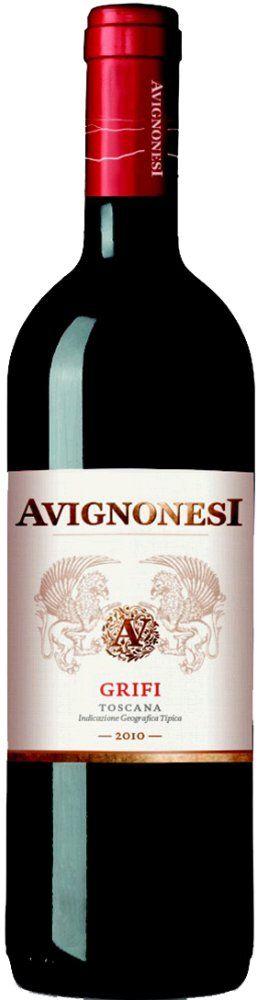Avignonesi Grifi Sangiovese Cabernet Sauvignon 2012 1,5l