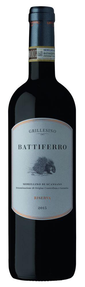 Il Grillesino Battiferro Morellino di Scansano Riserva 2015