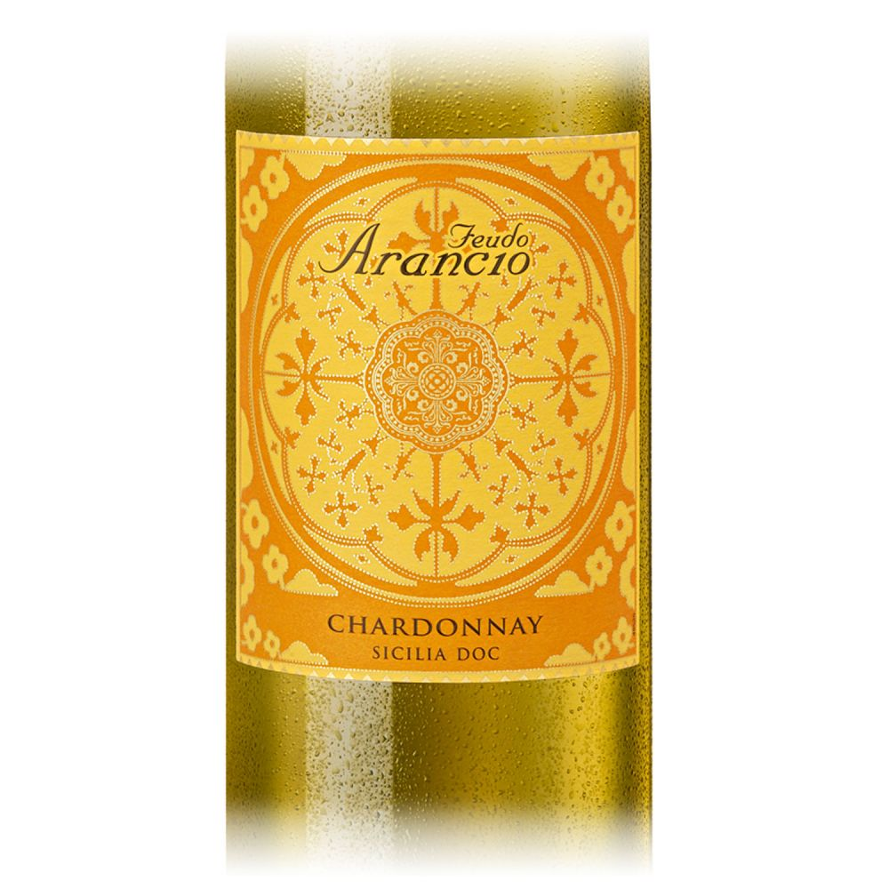 Feudo Arancio Chardonnay Sicilia 2018