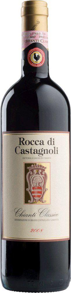 Rocca di Castagnoli Chianti Classico 2016 0,375l