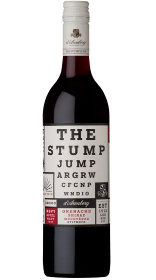 d'Arenberg The Stump Jump GSM 2016