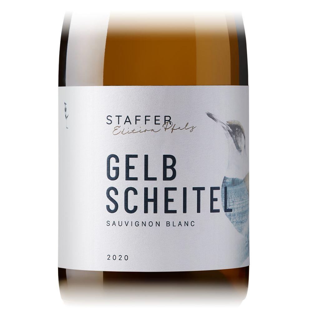 STAFFER Edition Sauvignon Blanc 2020 0,75l