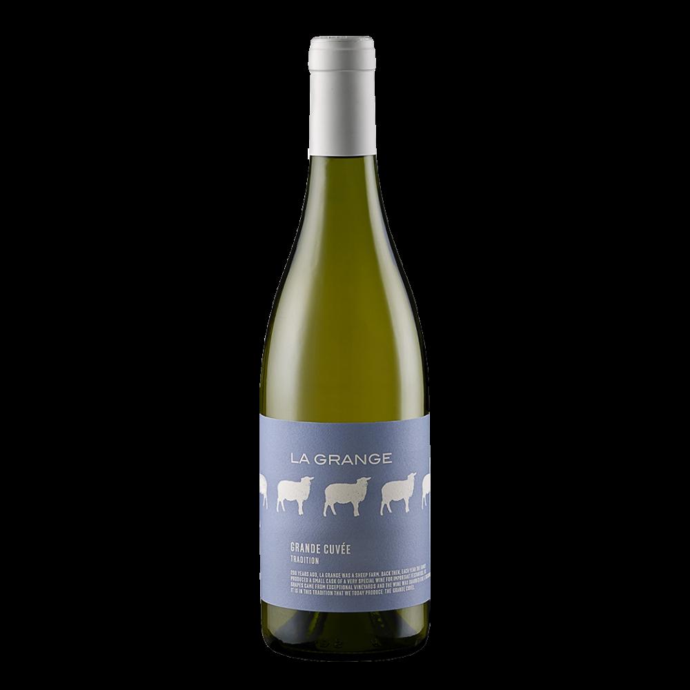 La Grange Tradition Grande Cuvée Blanc IGP Pays d'Oc 2018