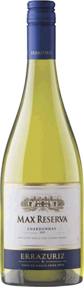 Errazuriz Max Reserva Chardonnay 2017
