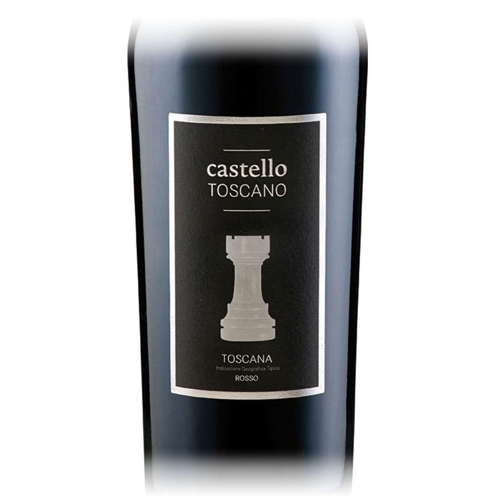 Castello Toscano Rosso Toscano 2017