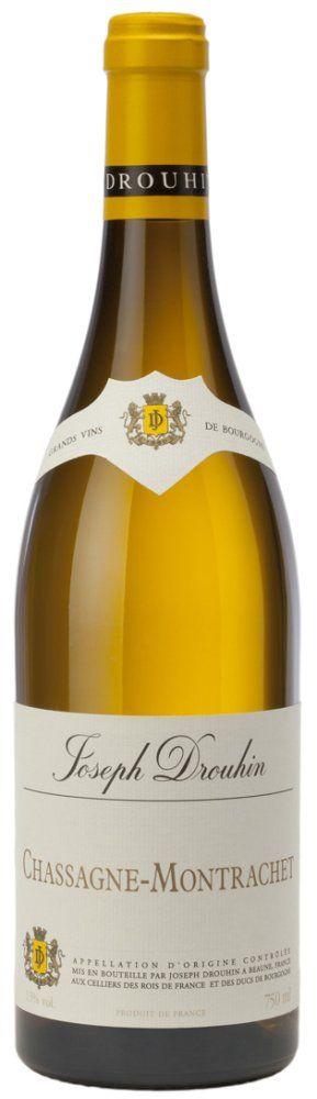 Joseph Drouhin Chassagne Montrachet blanc 2017