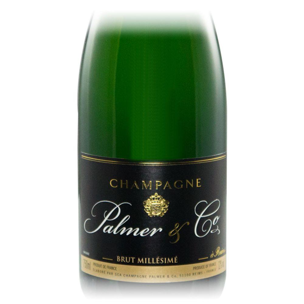 Champagne Palmer & Co Brut Millesime 2004
