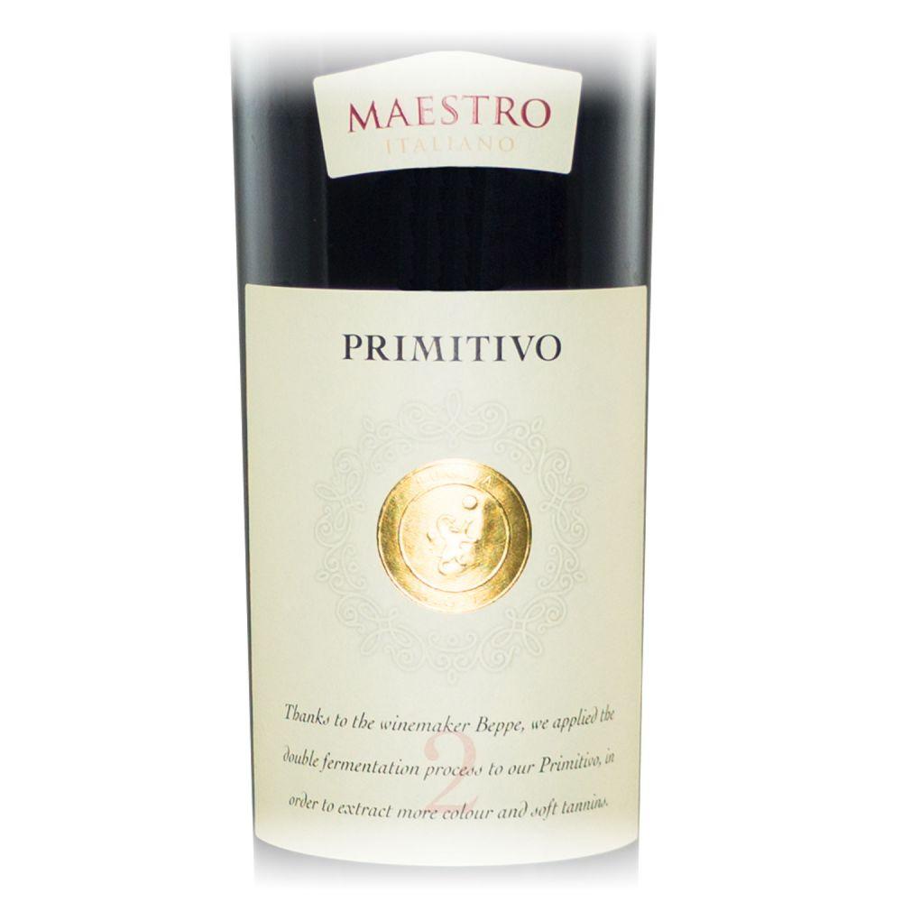 Maestro Primitivo 2016