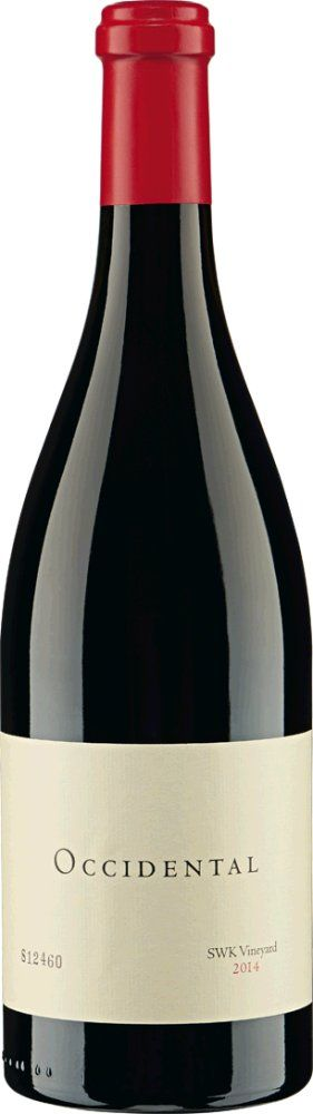 Occidental Pinot Noir SWK Vineyard 2013
