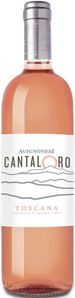 Avignonesi Cantaloro Rosato 2018