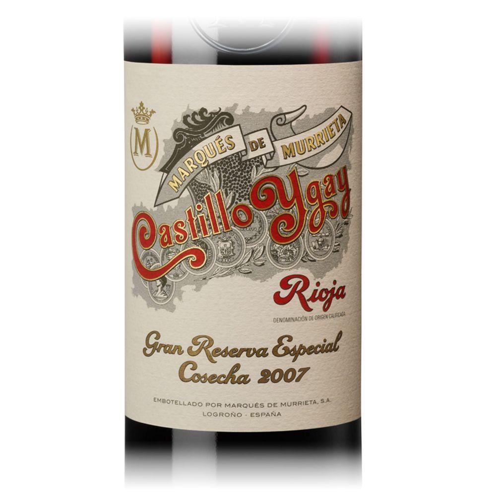 Marques de Murrieta Castillo Ygay Rioja Gran Reserva Especial 2009