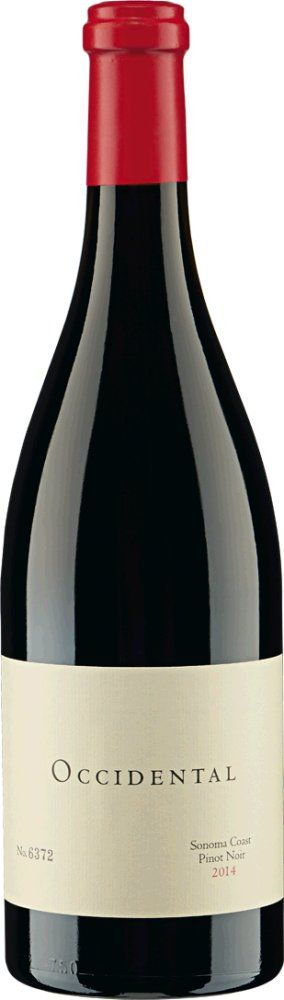 Occidental Pinot Noir 2014