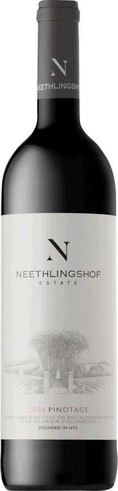 Neethlingshof Pinotage 2018