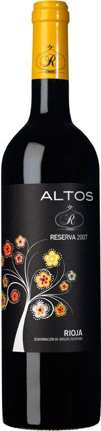 "Altos de Rioja Reserva ""R"" 2012"