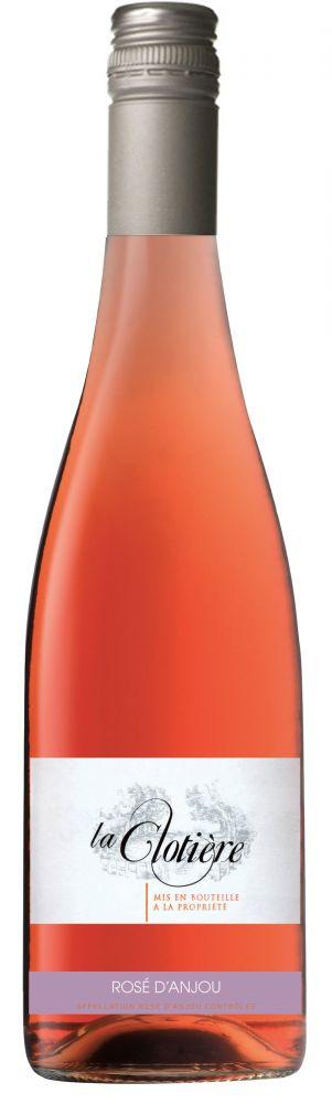 La Clotiere Rosé D'Anjou 2018
