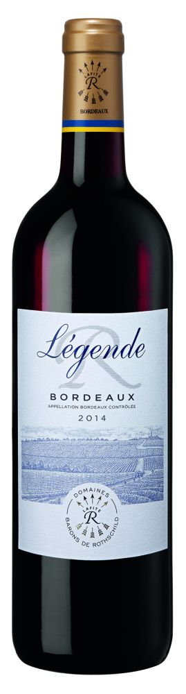 Barons de Rothschild Legende Bordeaux rouge 2016