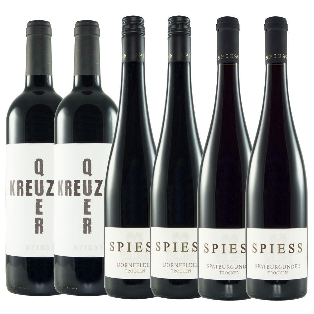 Spiess Rotwein Probierpaket