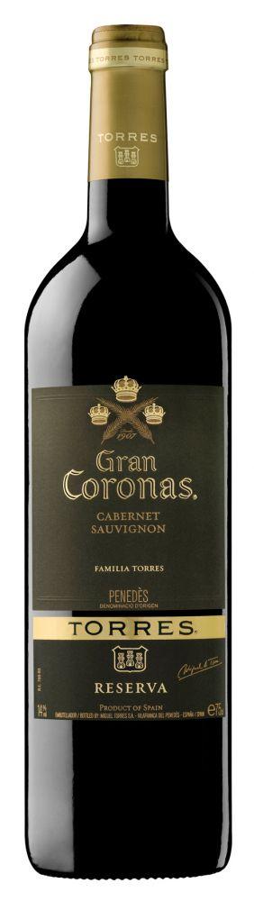 Miguel Torres Gran Coronas Cabernet Sauvignon 2013
