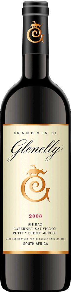 Glenelly Grand Vin de Glenelly Rouge 2008 1,5l