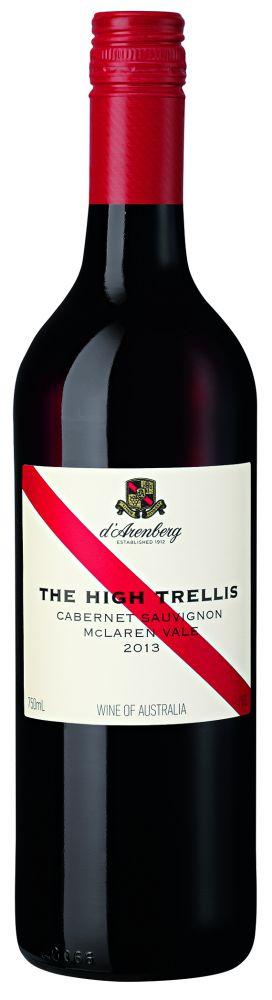 d'Arenberg The High Trellis Cabernet Sauvignon 2013