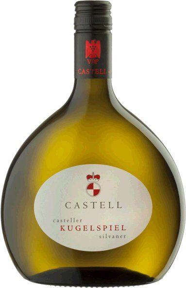Castell'sches Domänenamt Kugelspiel Silvaner trocken 2017