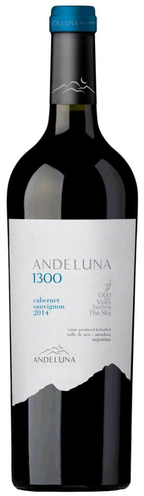 Andeluna Cabernet Sauvignon 1300 2018