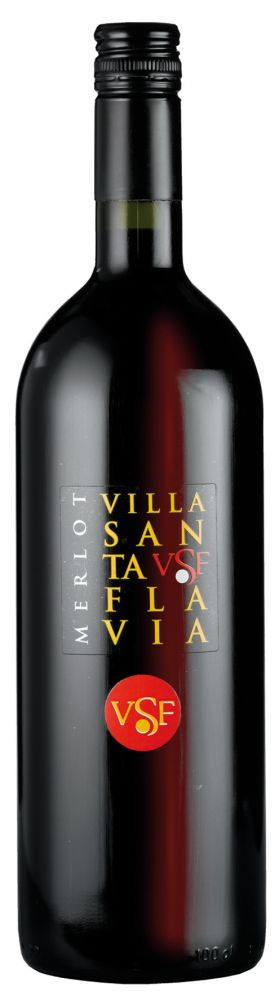Villa Santa Flavia Merlot 2017 1,5l