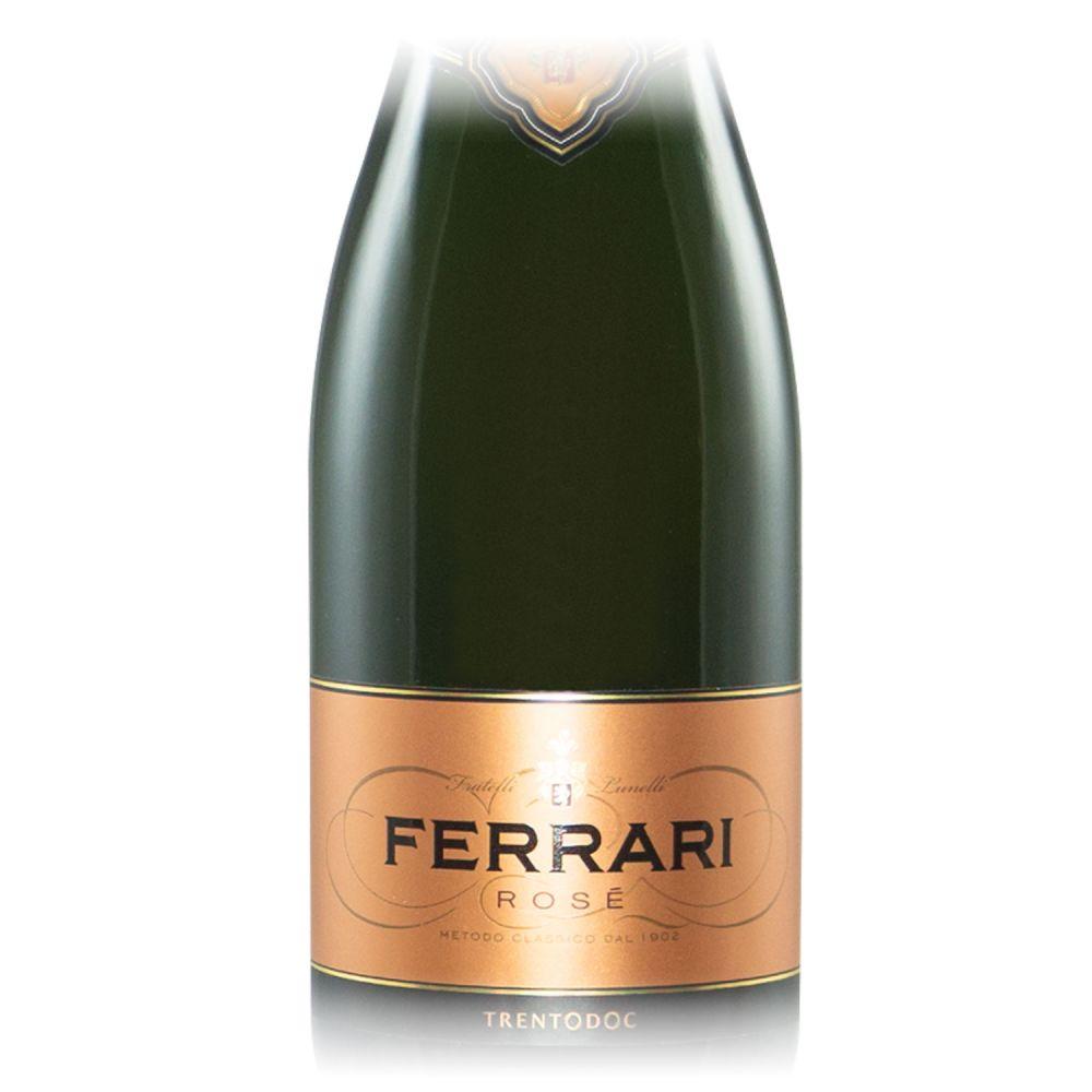 Ferrari Rose Trentodoc in Geschenkverpackung