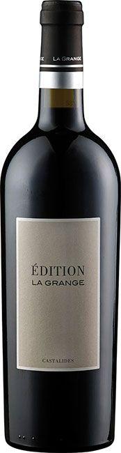 La Grange Castalides Edition Coteaux du Languedoc 2016