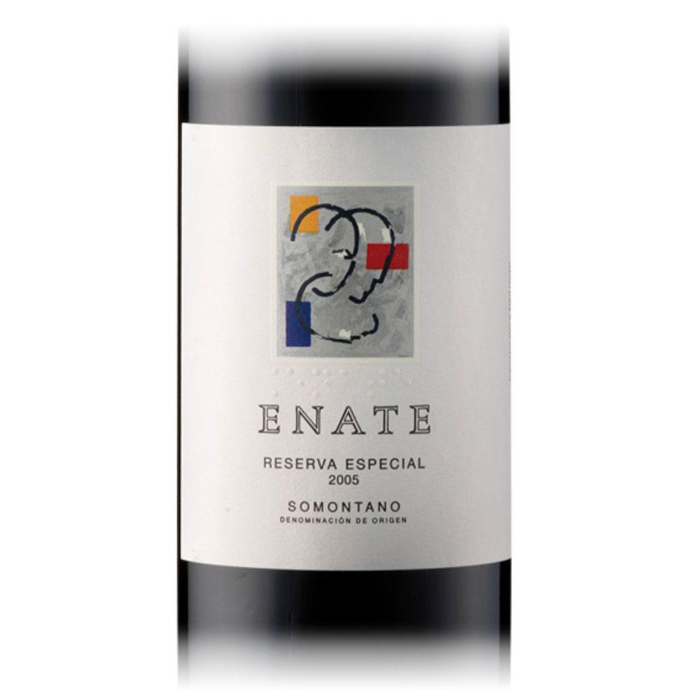 """Enate """"Rafael Canogar"""" Reserva Especial 2005"""