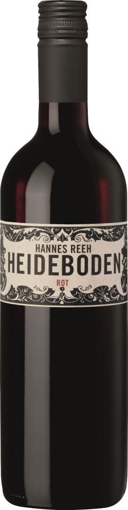 Hannes Reeh Heideboden Rot 2015