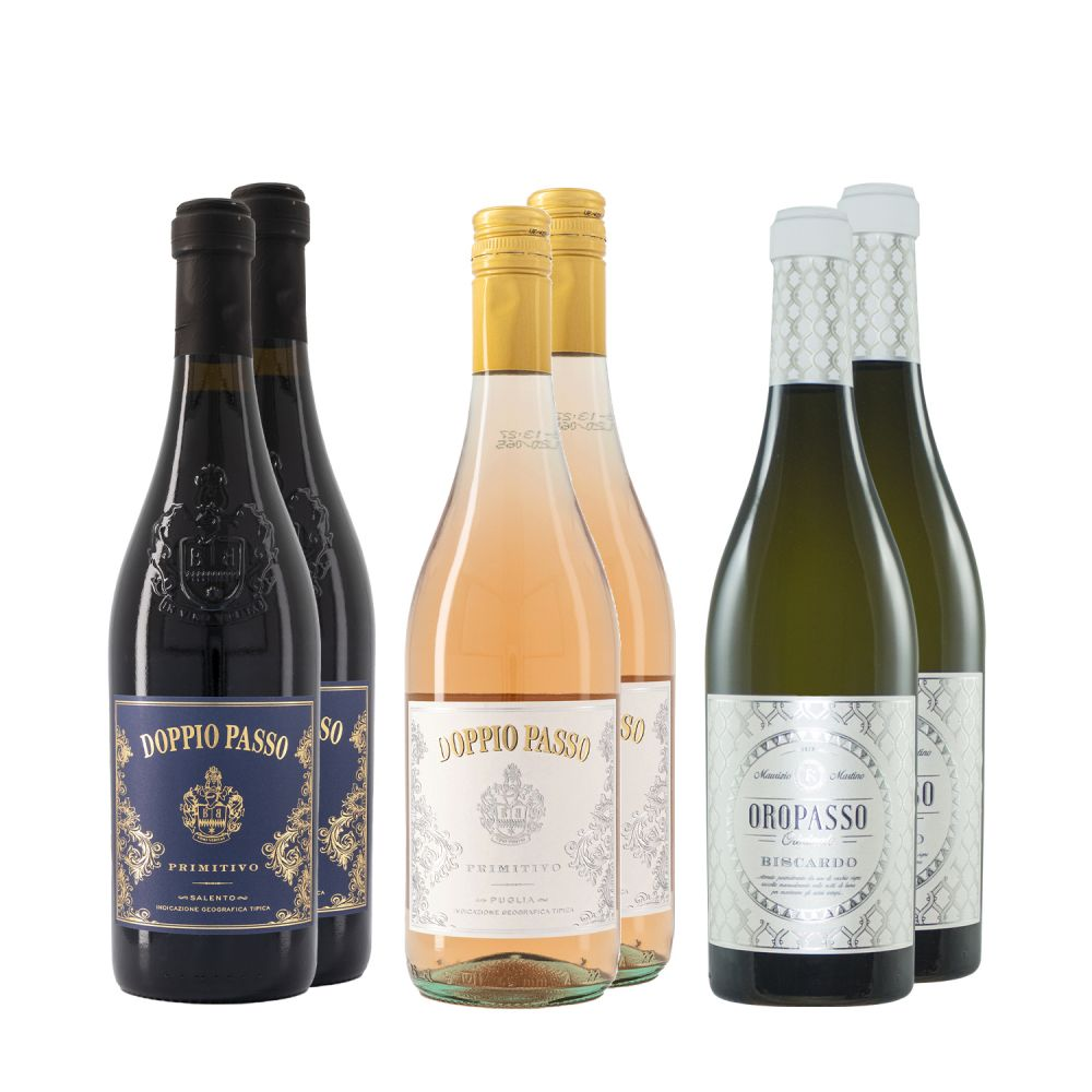 Best of Italy Weinpaket