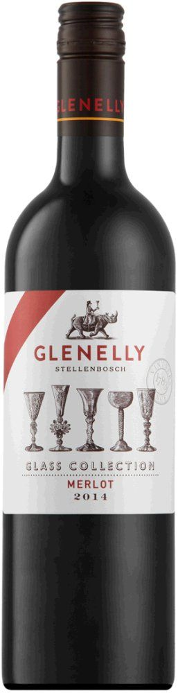 Glenelly Merlot Glass Collection 2016