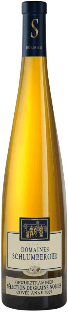 Schlumberger Gewürztraminer Cuvee Anne Selection Grains Nobles 2009