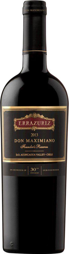 Errazuriz Don Maximiano 2011