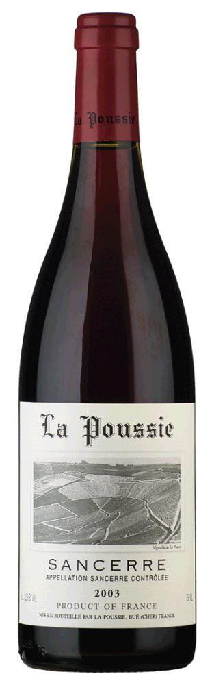 Sancerre Rouge La Poussie 2013 0,375l
