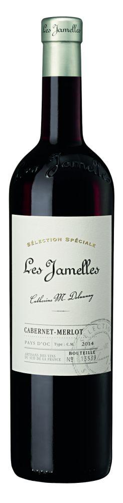 Les Jamelles Selection Speciale Cabernet-Merlot 2016