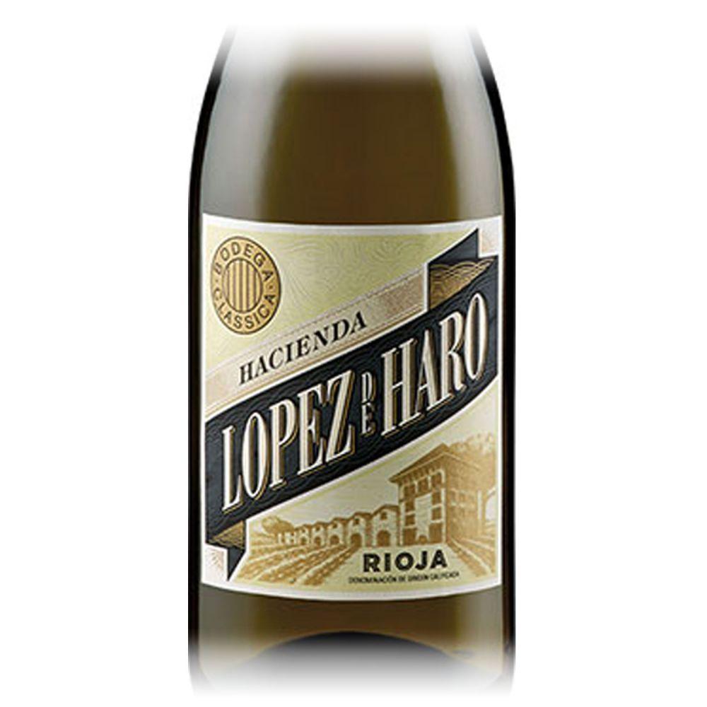 Hacienda López de Haro Blanco 2020