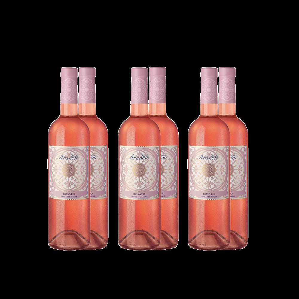 6er Probierpaket für Rosé-Genießer