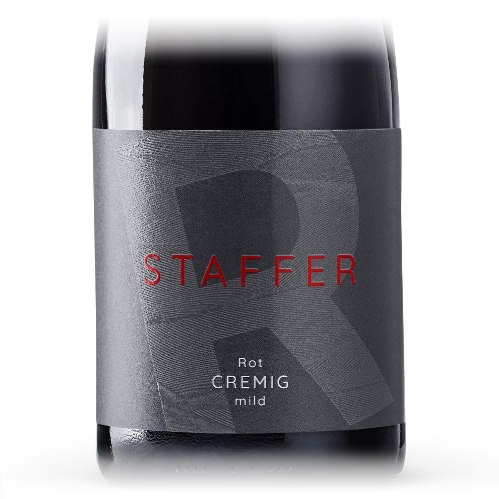STAFFER Rot cremig mild 2018 0,75l