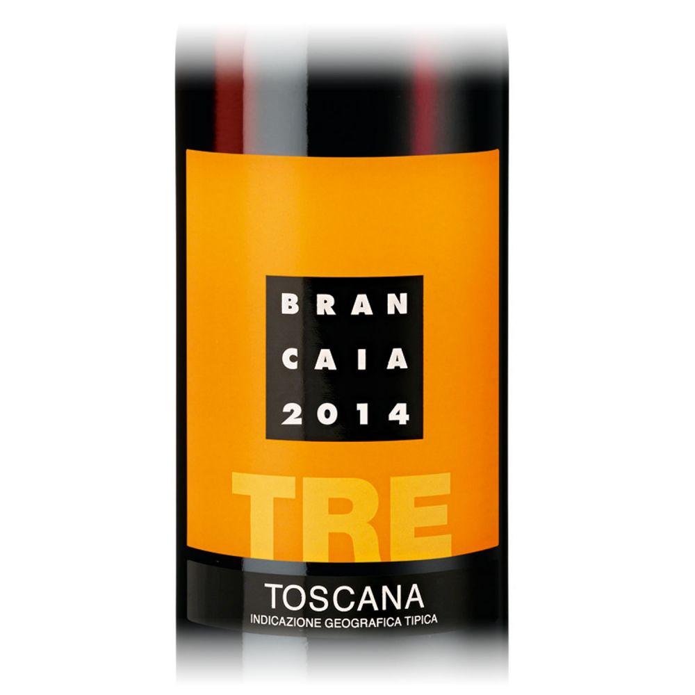 Brancaia Tre 2016 0,375l