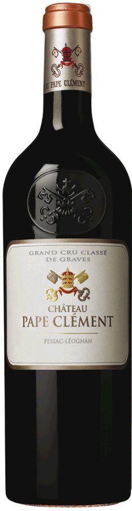 Château Pape Clément Rouge Cru Classé 2006
