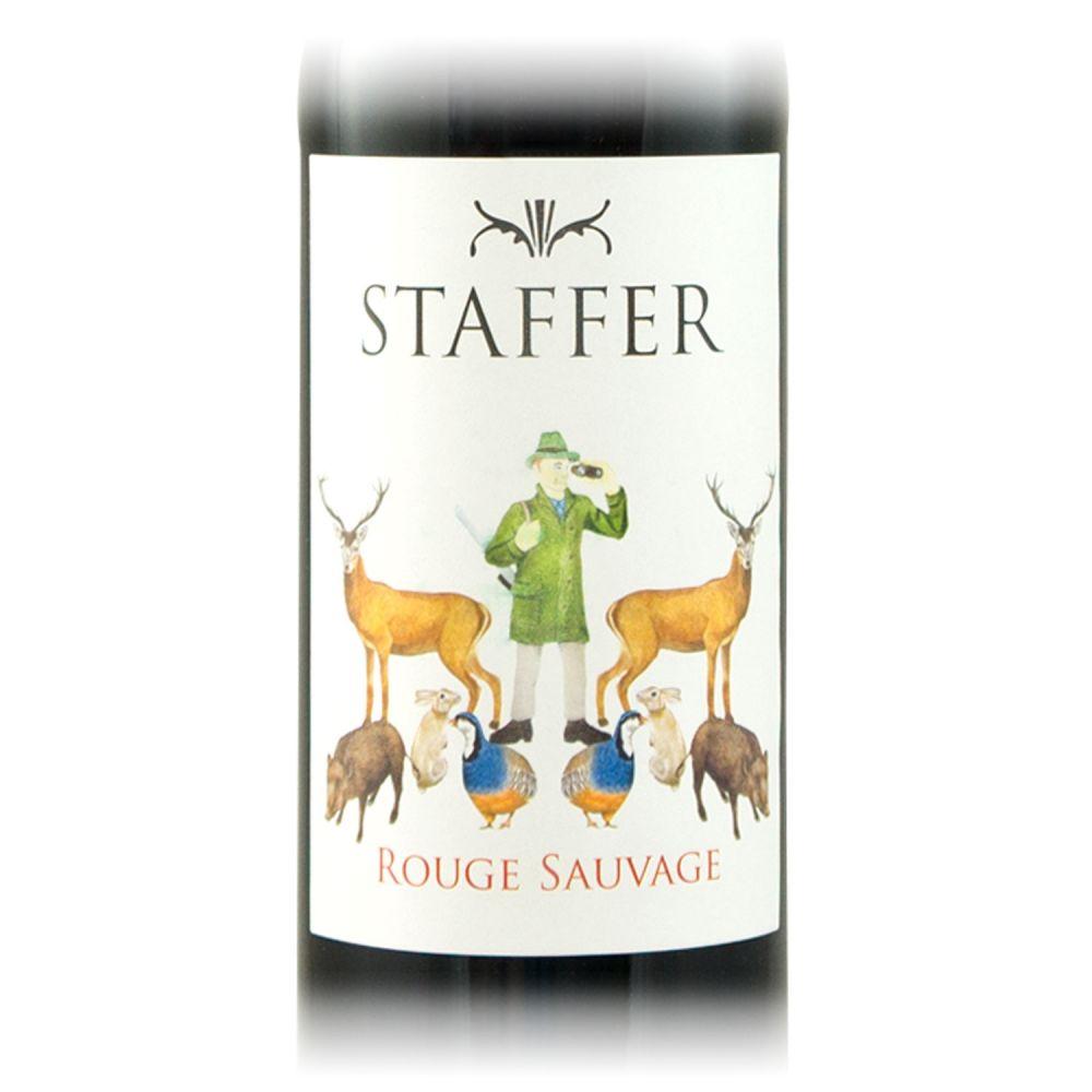STAFFER Rouge Sauvage 2017
