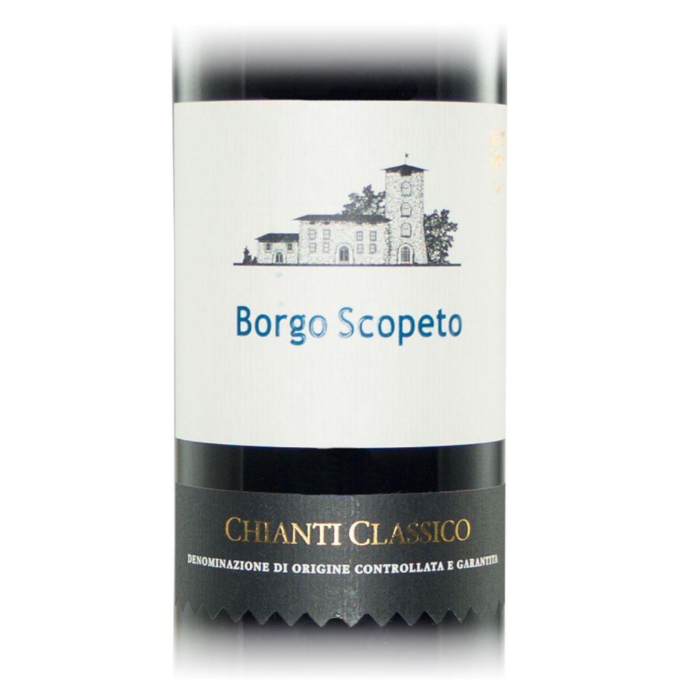 Caparzo Borgo Scopeto Chianti Classico 2014 - Restposten