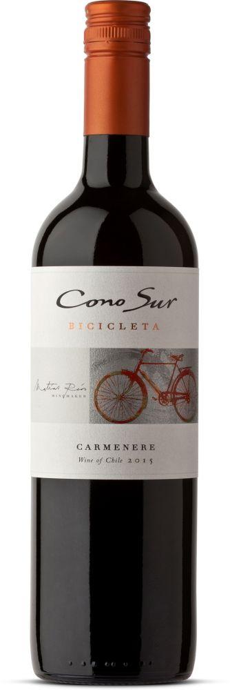 Cono Sur Vineyard Bicicleta Carmenere 2017